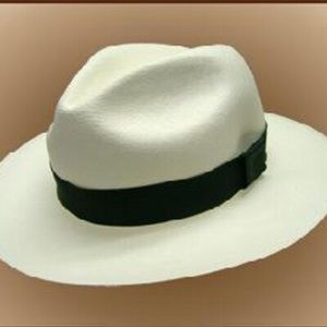Panama Hat from Victor Saint Tropez